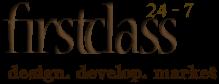 First class 24-7 web-design